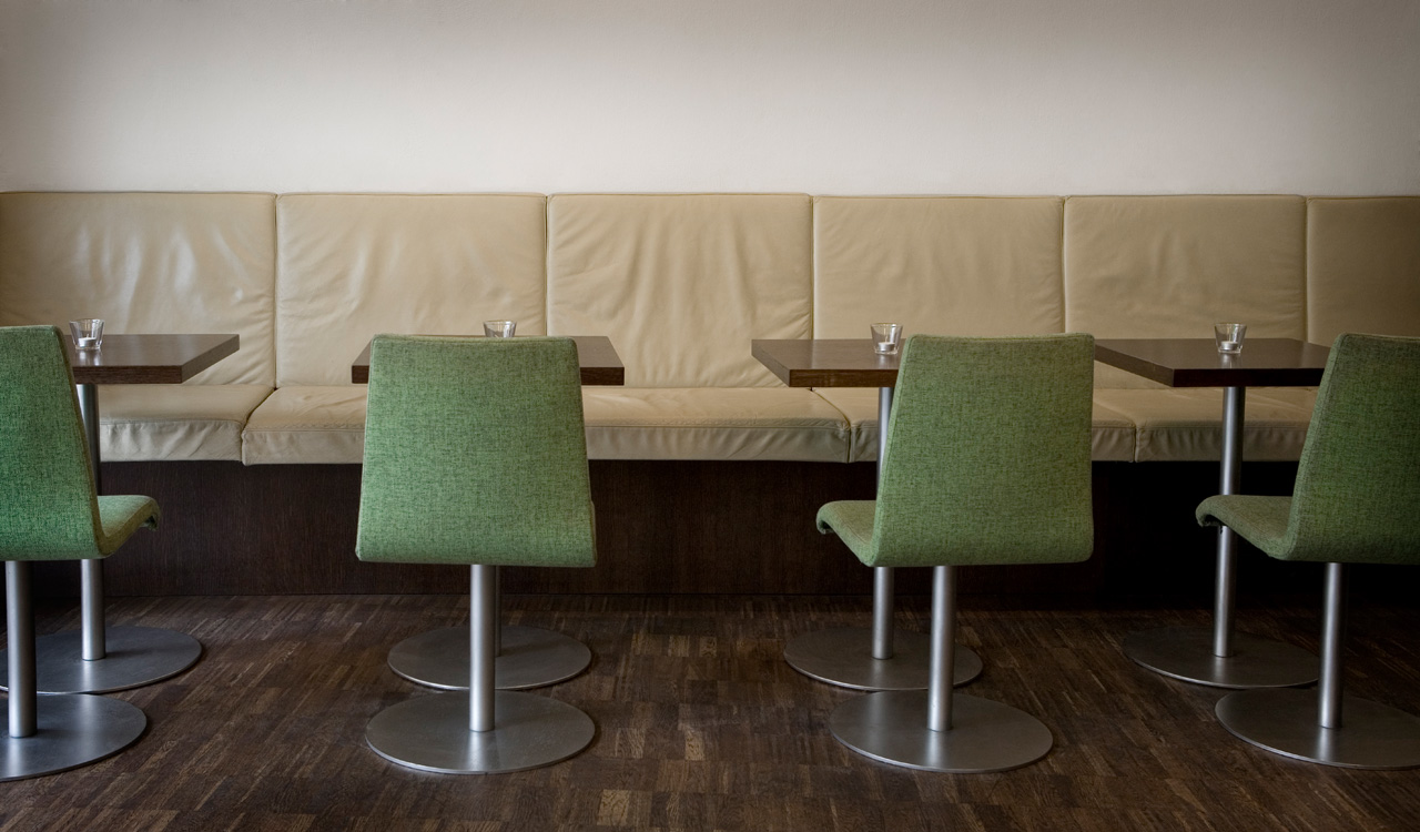 plan 3 kuchyně / Jiné Café I. vUherském Hradišti / Vítejte doma
