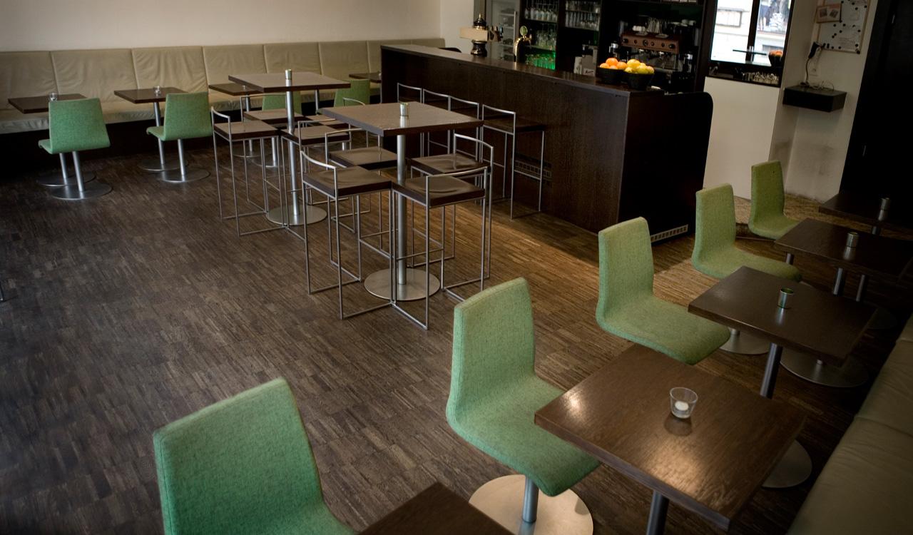 plan 3 kuchyně / Jiné Café I. vUherskom Hradišti / Vítajte doma