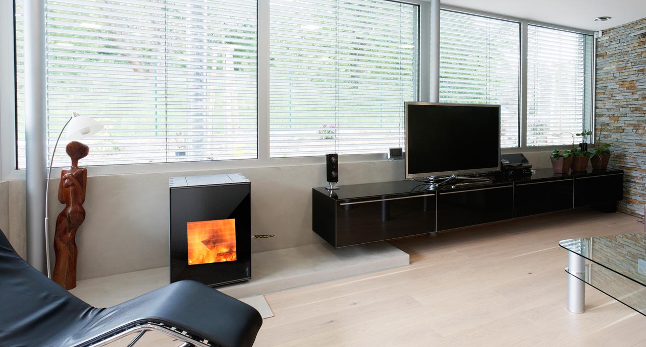 plan 3 kuchyně / Elegantní minimalismus v kuchyni / Rezidence I. ve Zlíně