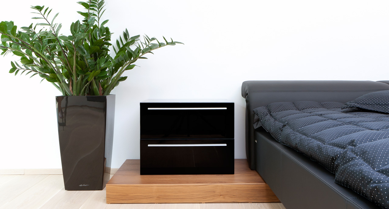 plan 3 kuchyně / Rezidencia I. vZlíne / Elegantný minimalizmus