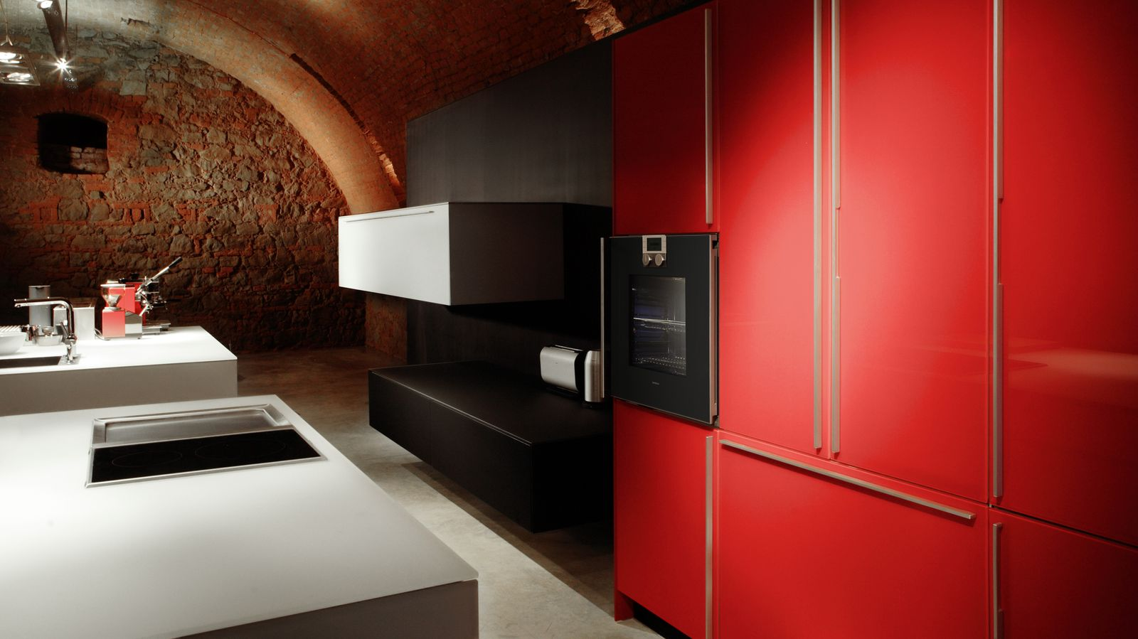 plan 3 küche / Valcucine / Küchenausstellung plan 3 küche