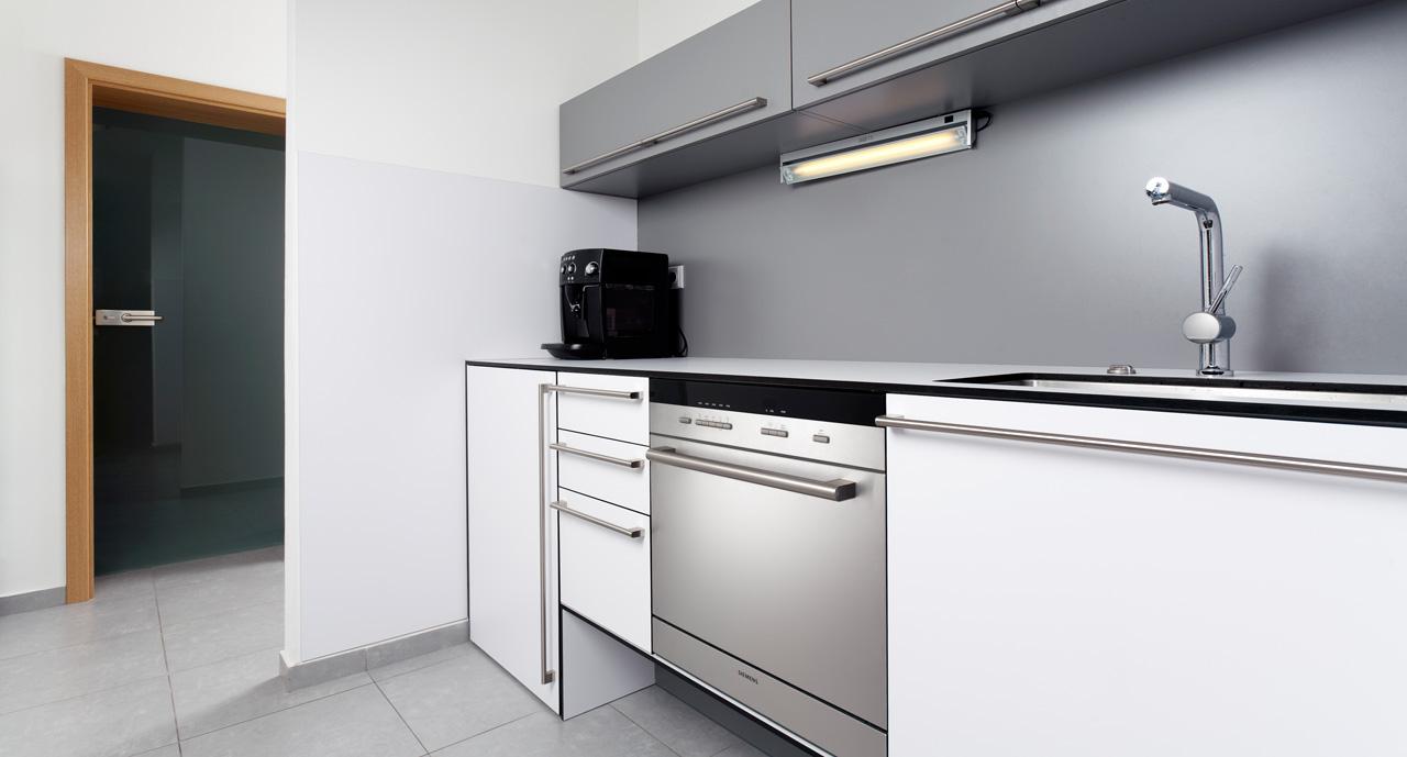 plan 3 küche / ST Consult / Weniger ist mehr