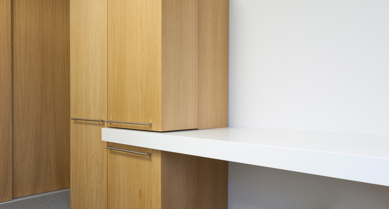 plan 3 kitchens / ST Consult / Less means more
