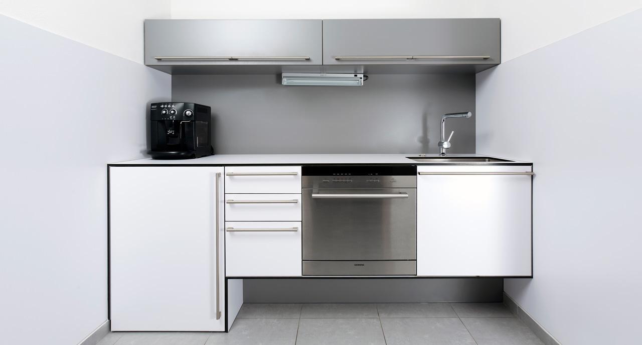 plan 3 kuchyně / ST Consult / Menej znamená viac