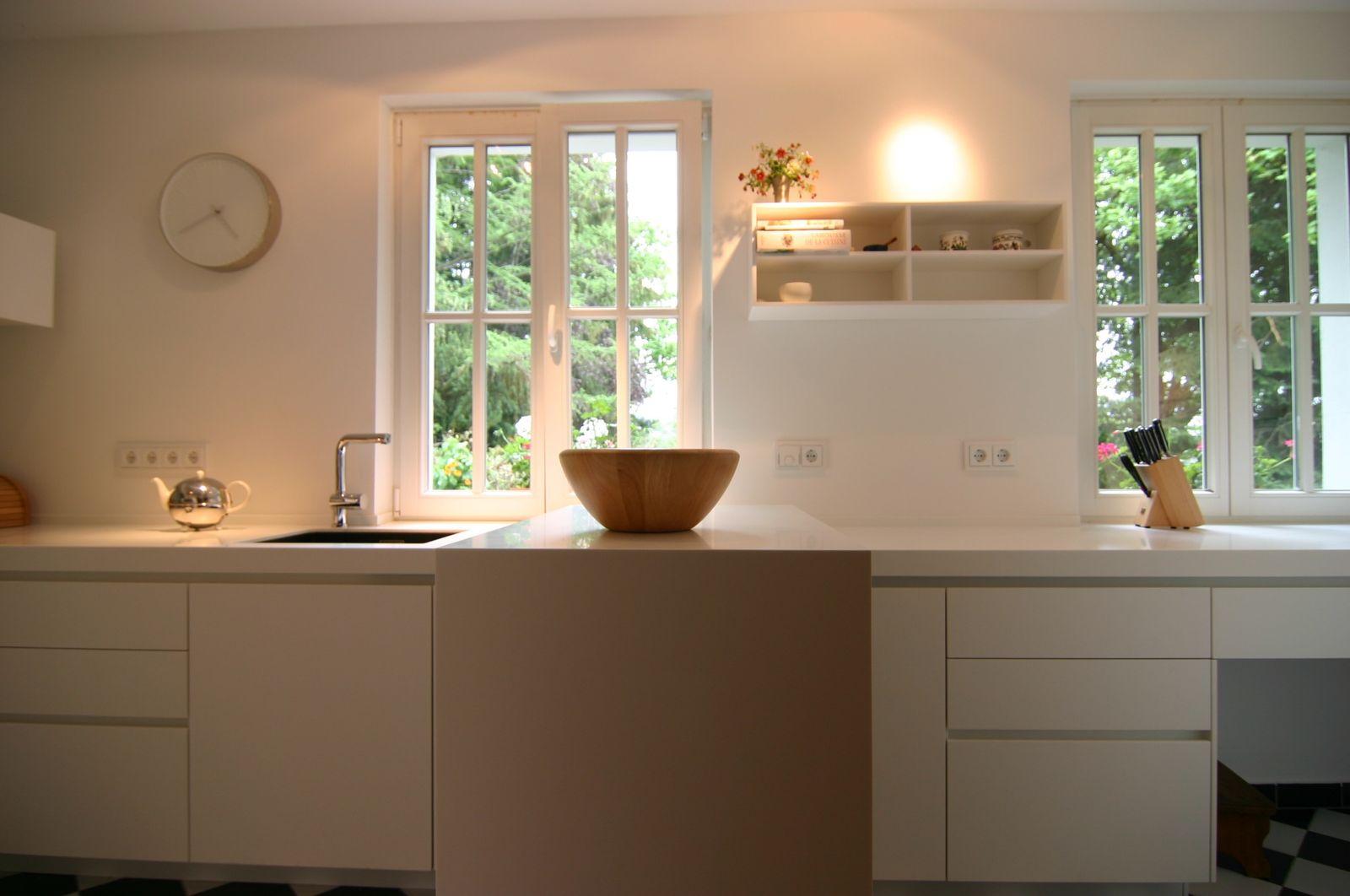 plan 3 kuchyně / Moderní kontrasty v kuchyni /