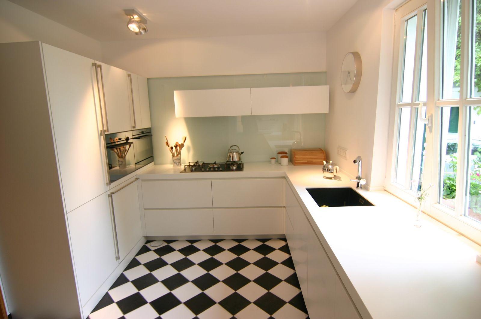 plan 3 küche / Moderne Kontraste /