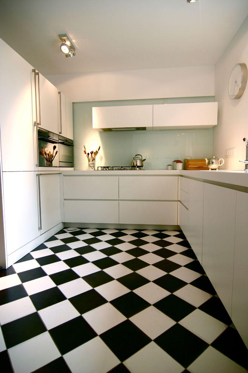 plan 3 kuchyně / Модные контрасты /