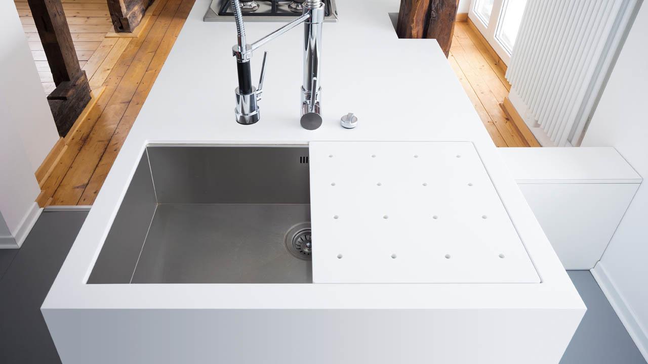plan 3 küche / Schreiber / Alte Schätze im neuen Gewand