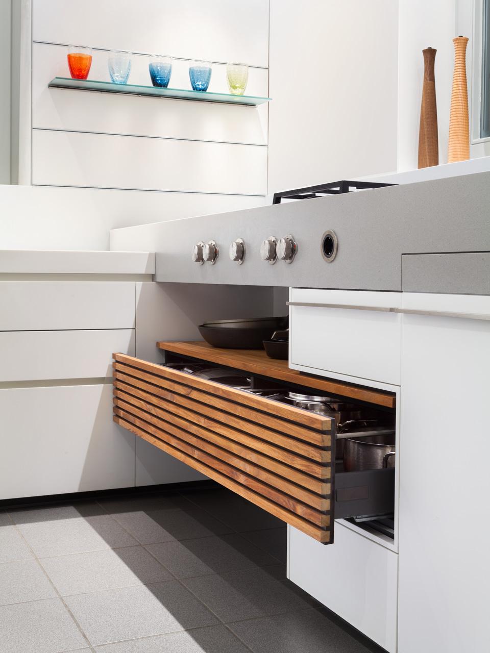 plan 3 küche / Residenz in Deutschland / Klassische Raumform, modern gelöst