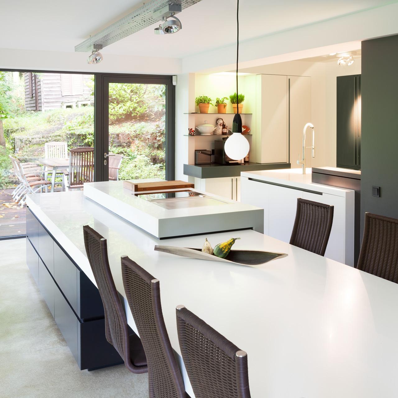 plan 3 kitchens / V4 / Living in nature