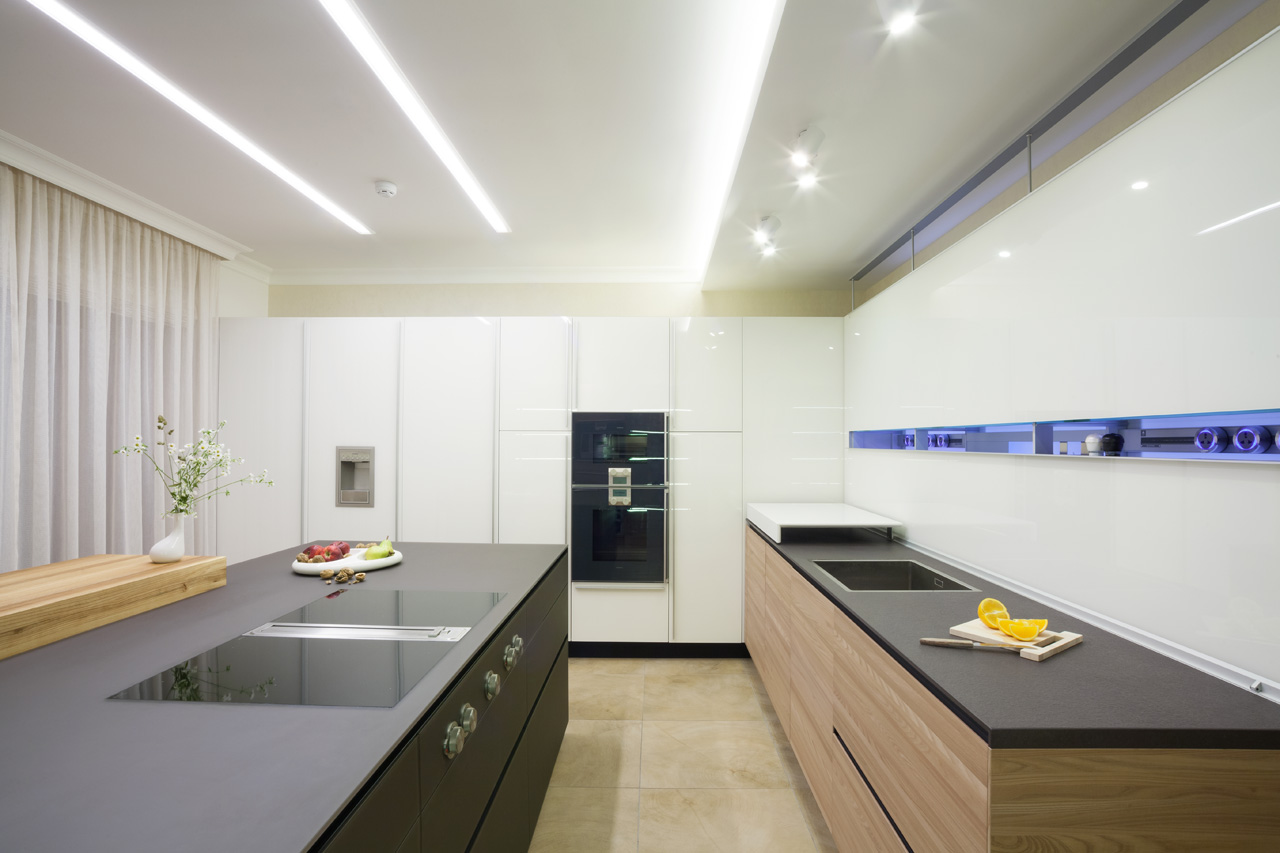 plan 3 kitchens / V3 / To think differently