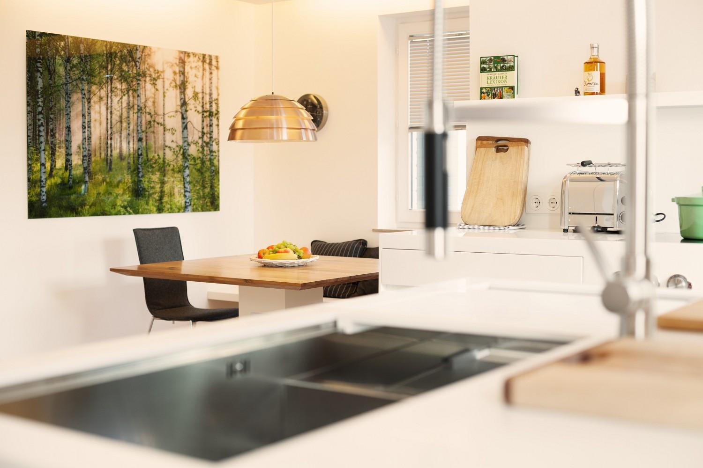 plan 3 kuchyně / Plánování a realizace kuchyně na míru pro Franz & Daria Stadlerovi I. / Společně tvoříme hodnoty