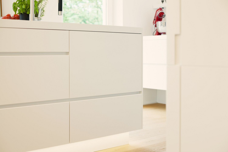 plan 3 küche / Franz & Daria Stadler I. / Gemeinsam Werte schaffen