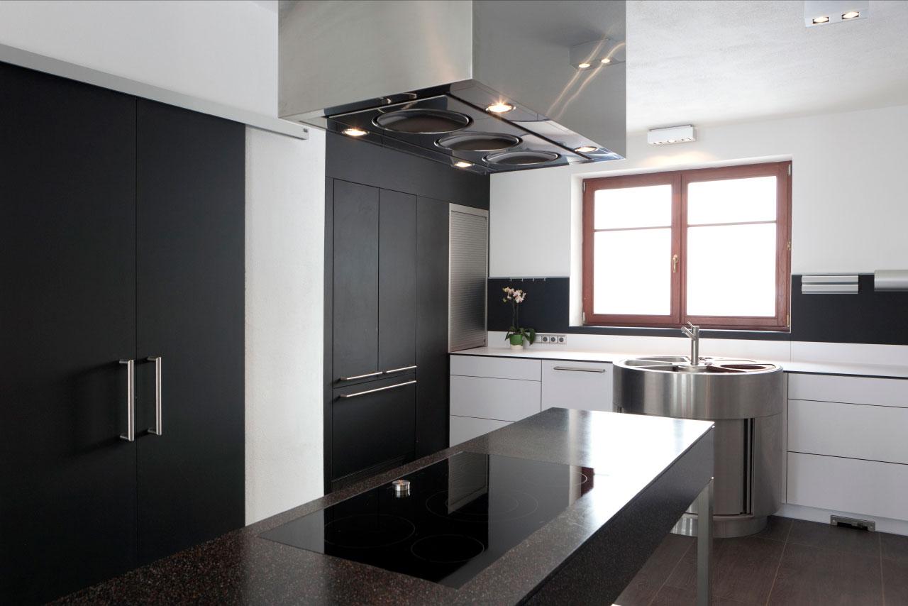 plan 3 kitchens / Mr Tomanek / Maximum individuality