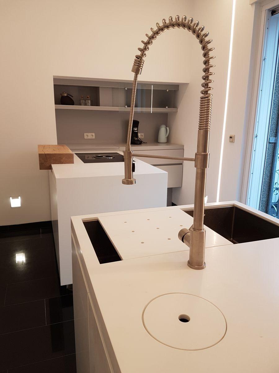 plan 3 kuchyně / Kuchyně na míru do menších prostor / Kuchyně Dillenburg