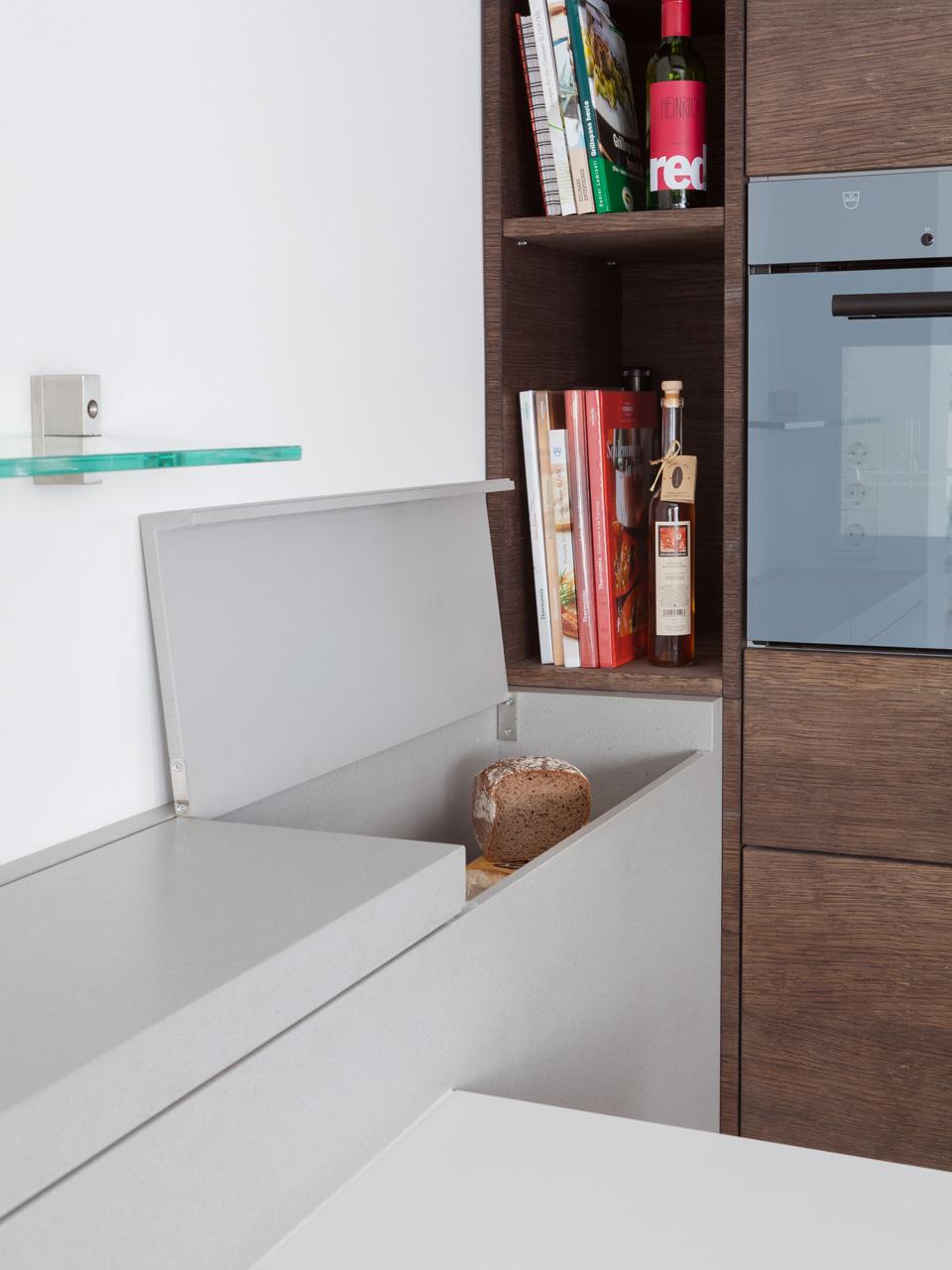 plan 3 kuchyně / Luxusní prostorná kuchyně do dřevostavby / Moderní hrázděný dům