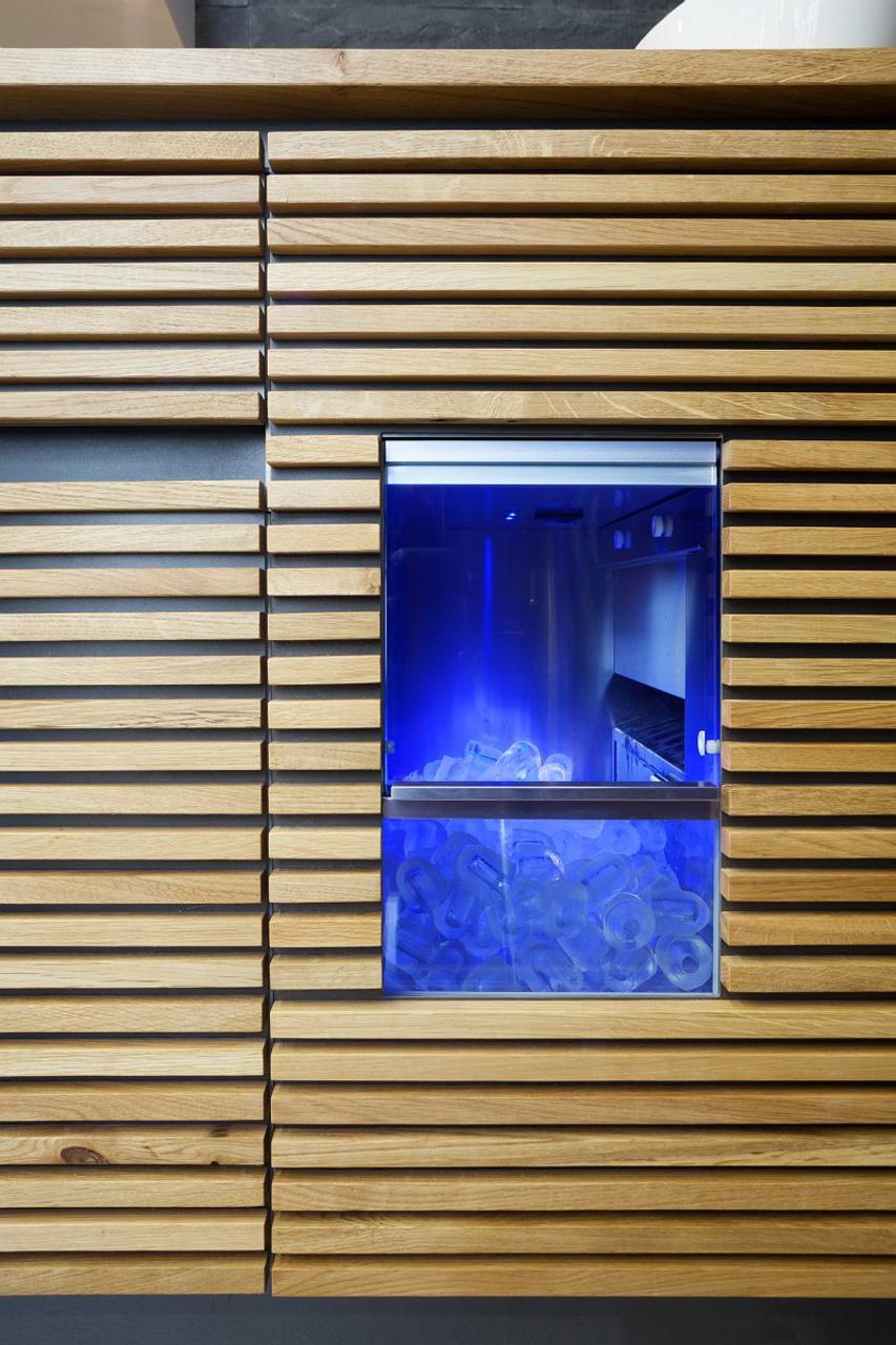 plan 3 kuchyně / Выставочный зал в Праге / plan 3 у Los Kachlos