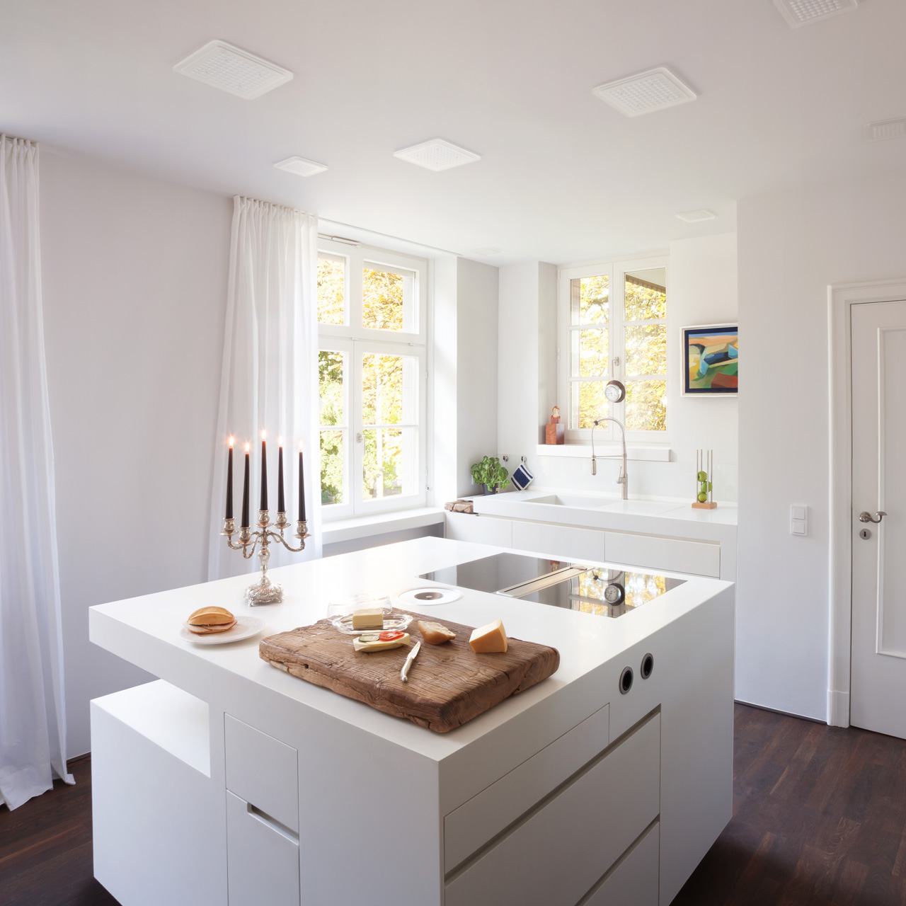 plan 3 kuchyně / Rekonstrukce kuchyně v panskéhom sídle / Historie, tradice, hodnoty