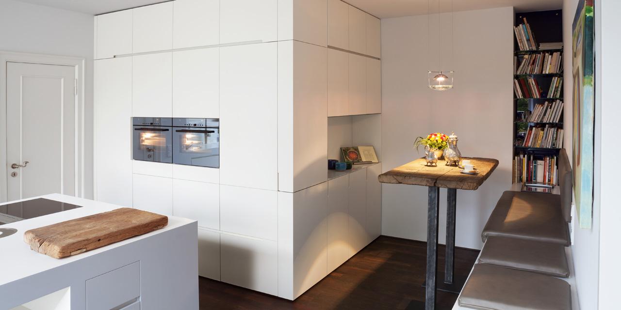 plan 3 küche / Villa B. / Geschichte, Tradition, Werte