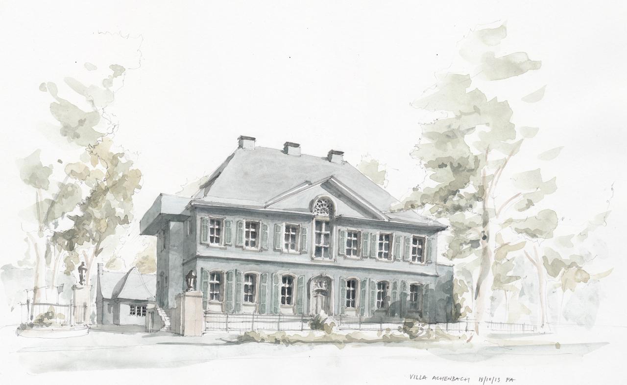 plan 3 kuchyně / Вилла Б. / История, традиции, ценности