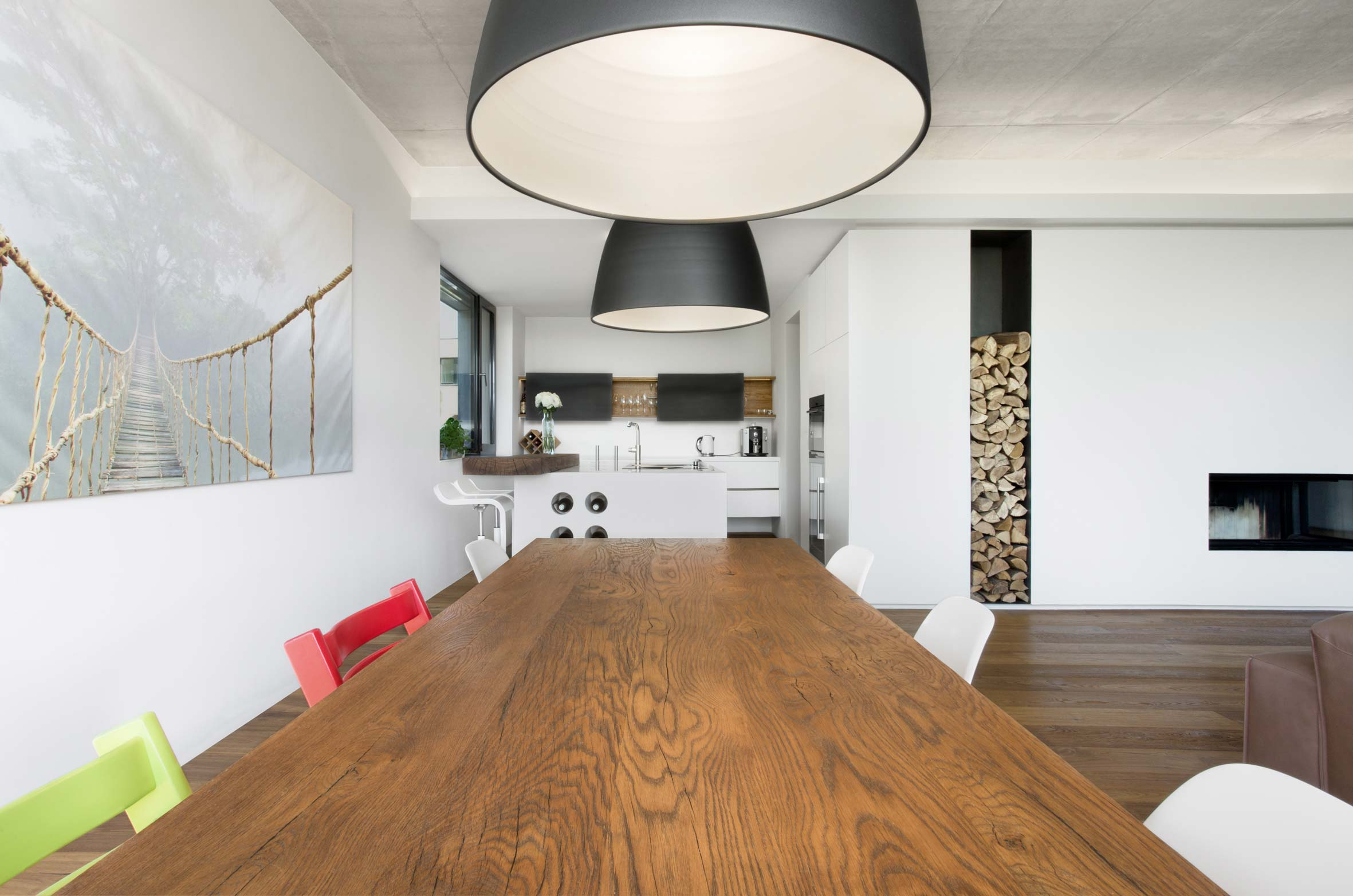 plan 3 kuchyně / Vše od luxusní kuchyně po nábytek do celého interiéru / Architektura v detailu