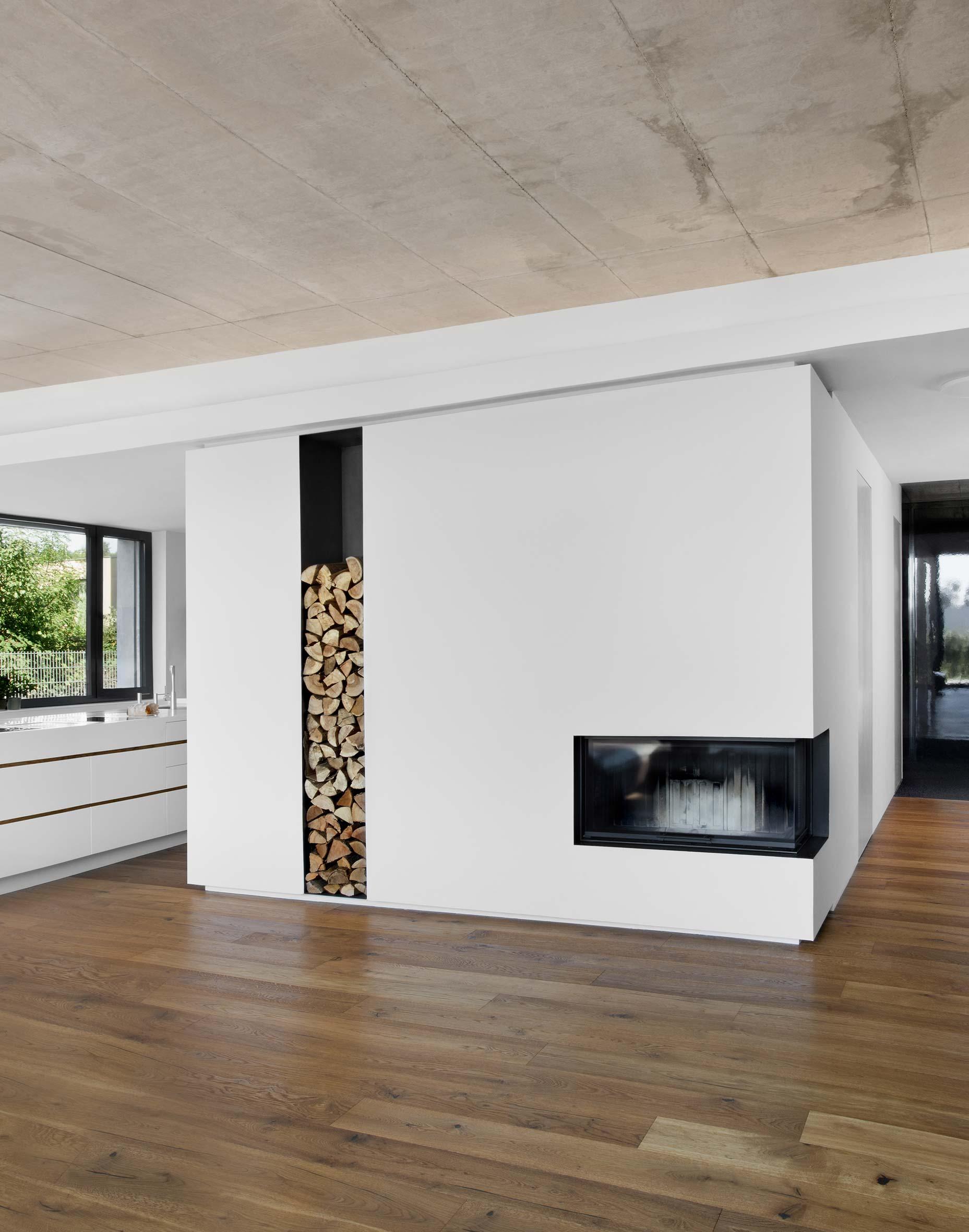 plan 3 küche / Architektur im Detail / Luxusküche