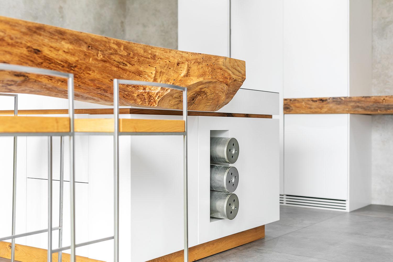 plan 3 küche / plan 3 küche Showroom Zlín / Küche mit Trendpotenzial