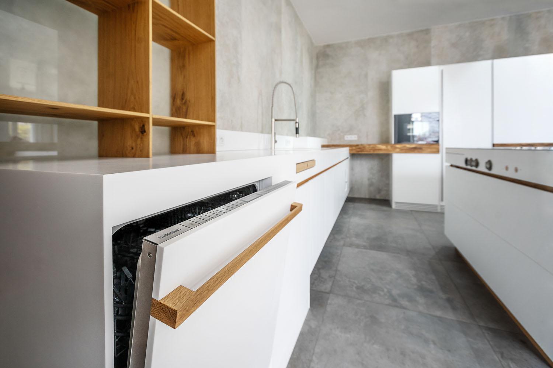 plan 3 kuchyně / plan 3 кухни Showroom Злин / Кухня с потенциалом стать трендом