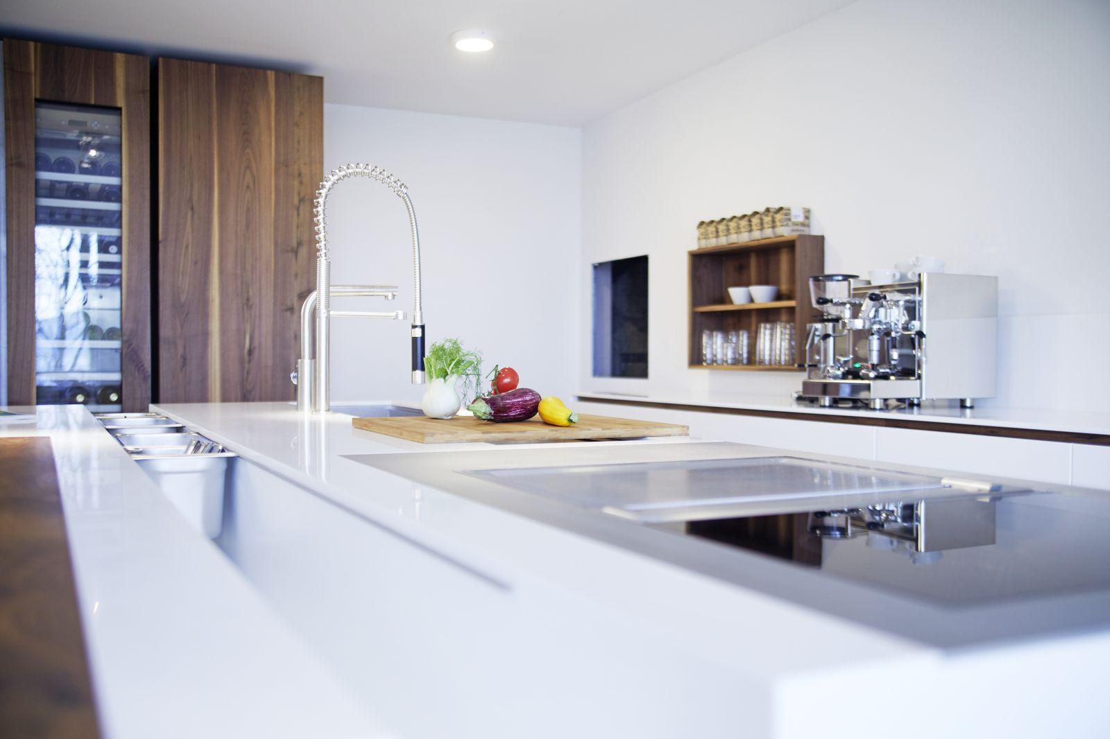 plan 3 kitchens / Above-ground bunker in Siegen / plan 3 kitchen manufactory