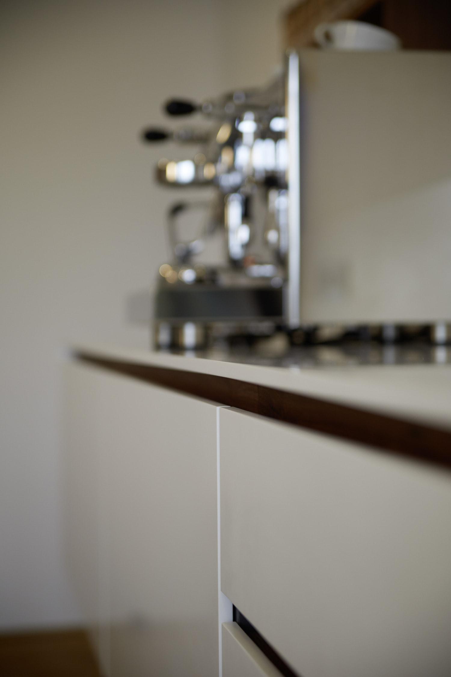 Modern� kuchyn� na m�ru v showroomu
