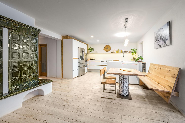 Luxusn� kuchyn� s kamny