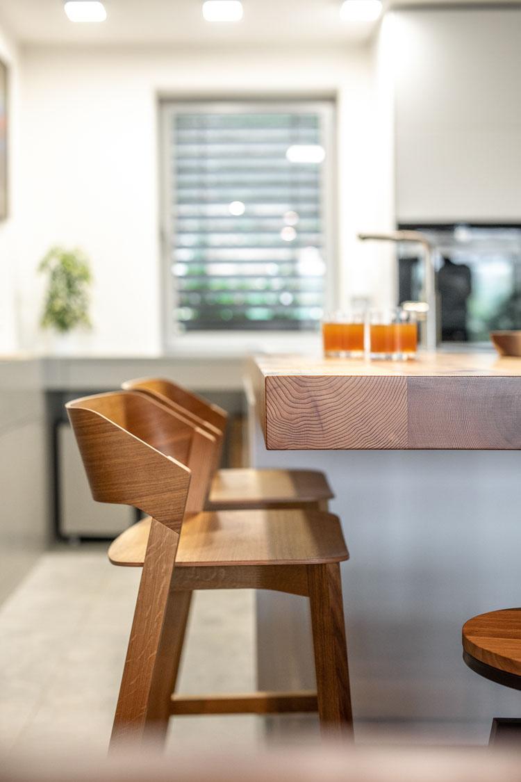 Modern� kuchyn� na chatu