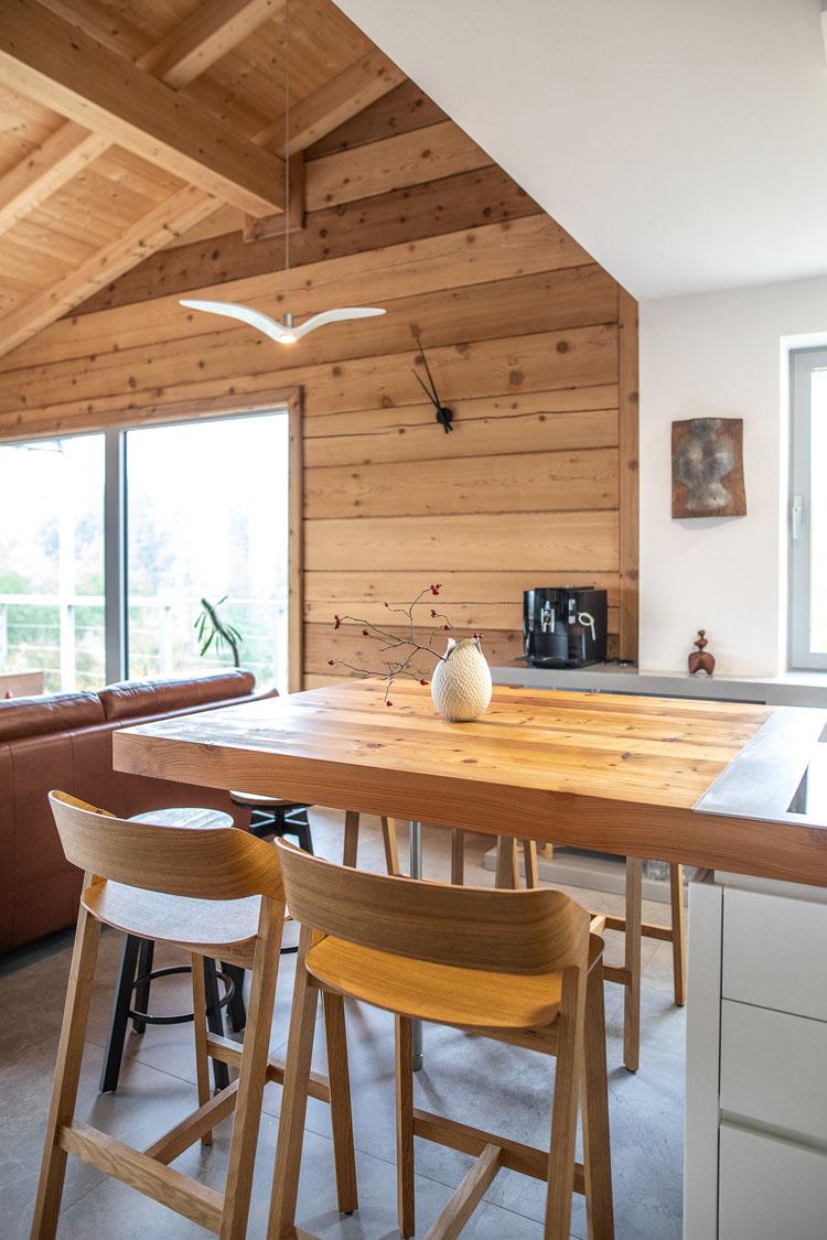 plan 3 kuchyně / Rekreační chata Osvětimany / Kuchyně v přírodě