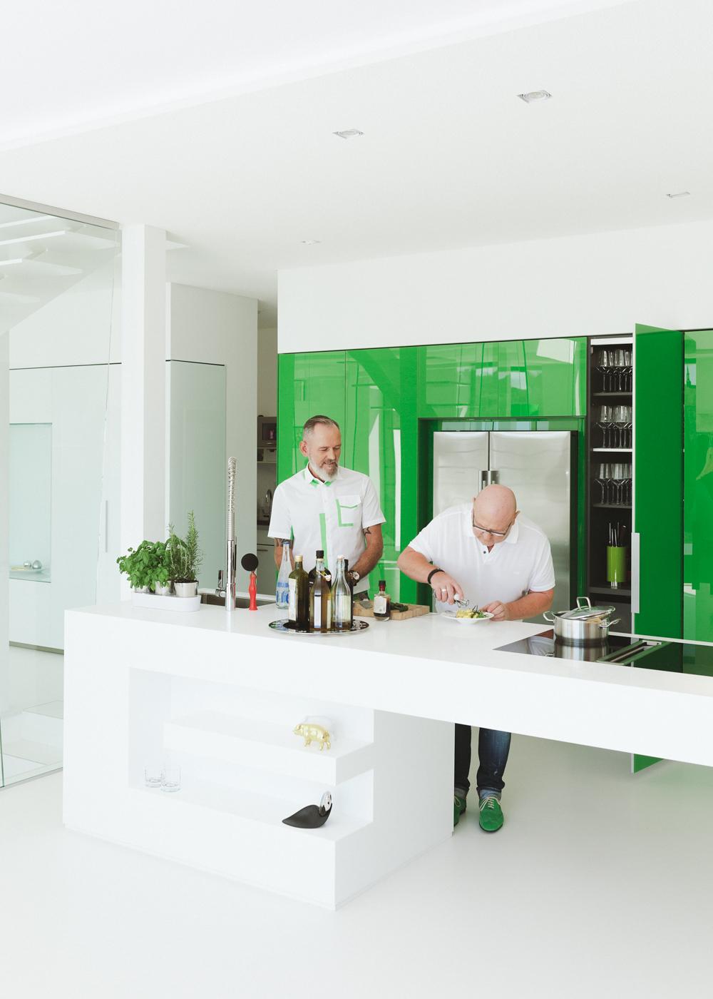 Designová kuchyně na míru
