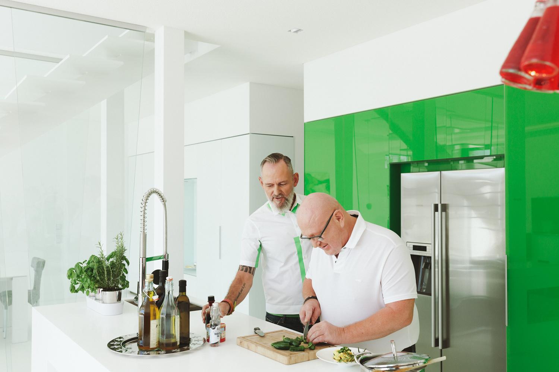 Modern� kuchyn� na m�ru do designov�ho bytu