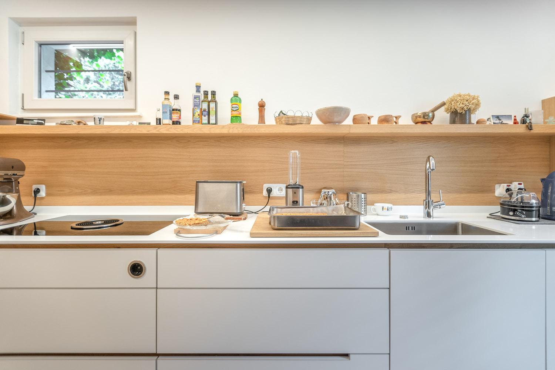 Holzküche Tischlerei
