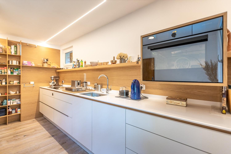 Holzküche Tischlerei plan3