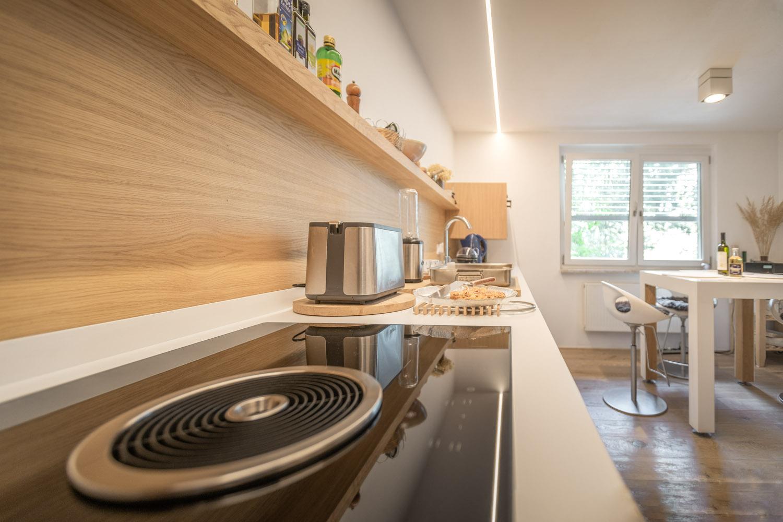 Küchenproduktion