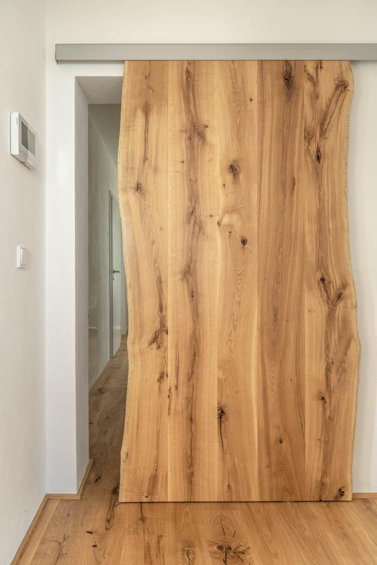 Dřevěné dveře na míru