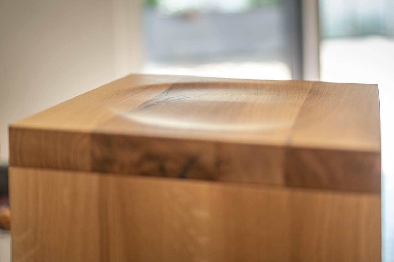 Kundenspezifische Holzstühle