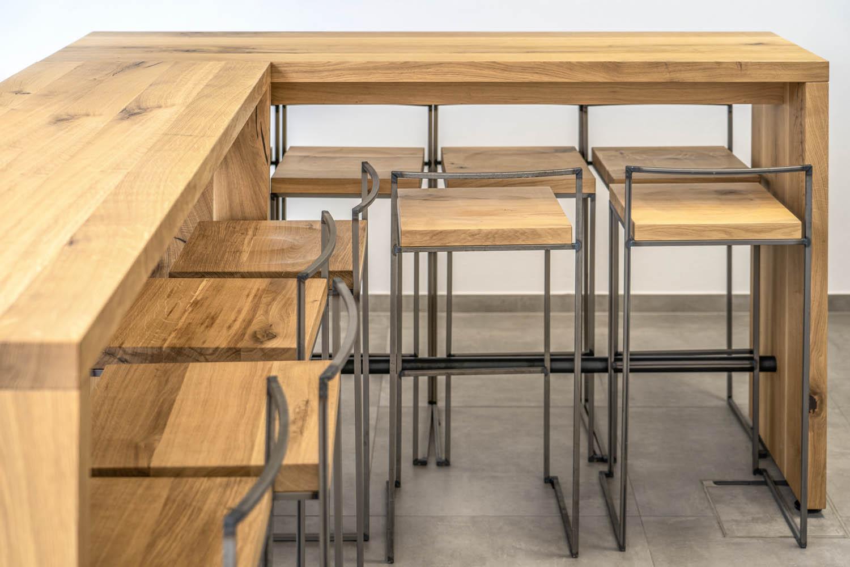 Barové židle do kanceláře na míru