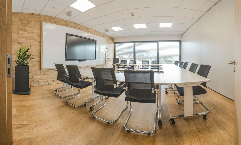 Kancelářské prostory na míru