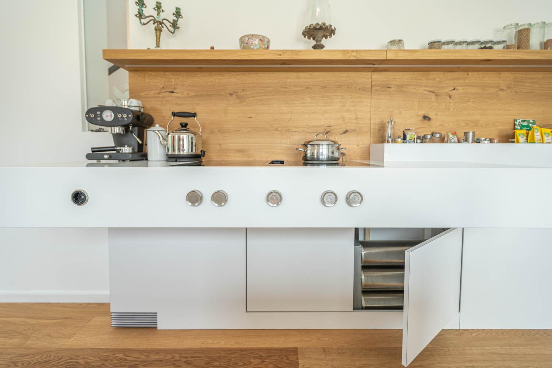 Kuchyně z krionu