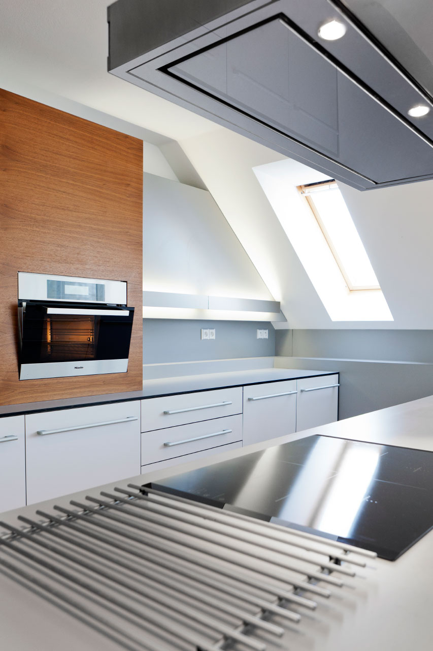 plan 3 kitchens / Vesely Family / Bespoke made kitchen