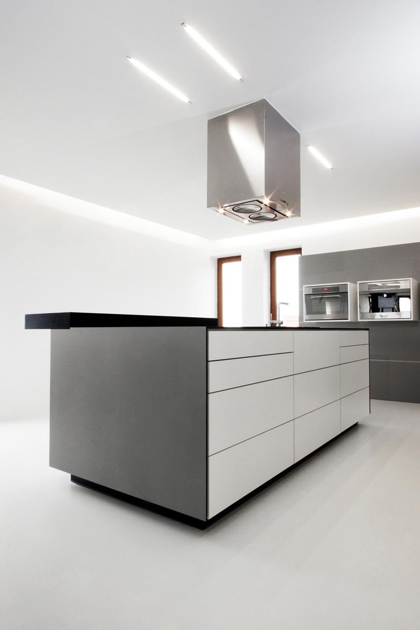 plan 3 kitchens / Soukenik Family / Cosmic design