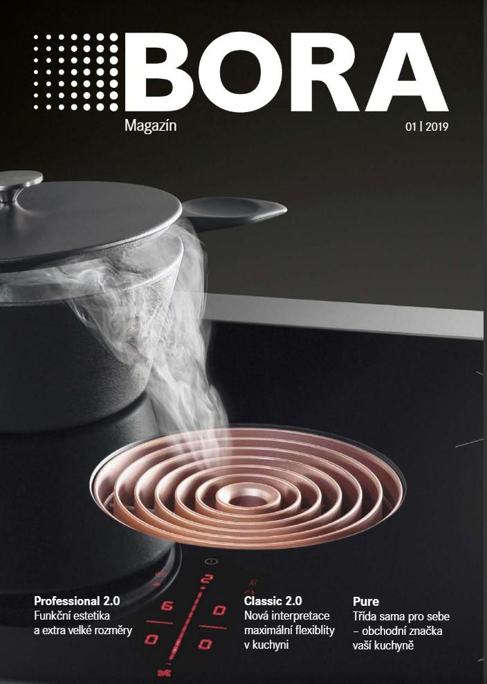 plan 3 kuchyně / Mise na poli moderních digestoří je naplněna / BORA Magazin